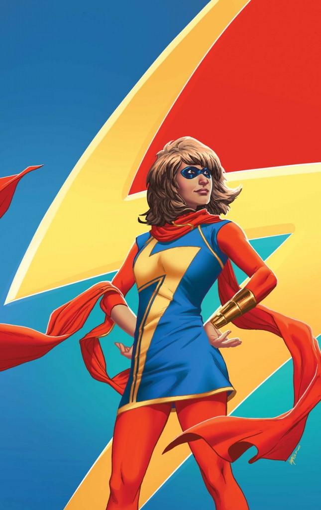 Ms. Marvel   Marvel Comics