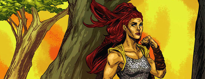 Review: Red Sonja #2-6