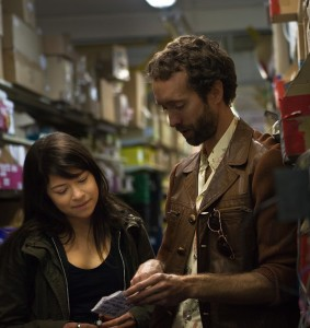 Picture Day: Claire (Tatiana Maslany) and Jim (Steven McCarthy). Photo by Johnny Vong.