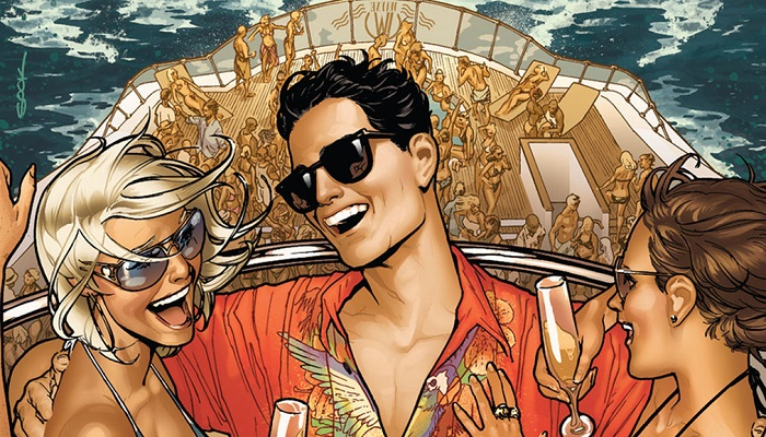 Review: The Feminist Narrative inside the Bro-tastic Superman: American Alien #3