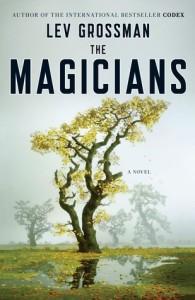 The Magicians Lev Grossman Viking 2009