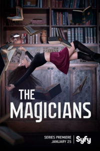 The Magicians Poster SyFy Showcase 2016