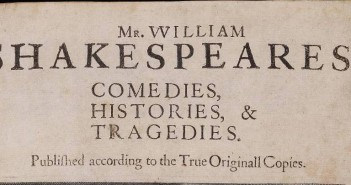 Title_page_William_Shakespeare's_First_Folio_1623 Cropped