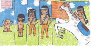 Sitting Bull: A Life Story by Sasha Matthews | www.rumblecomics.com