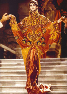 John Galliano for Dior, Spring/Summer 1998, via http://magwood.ca/blog/tag/augustus-john/