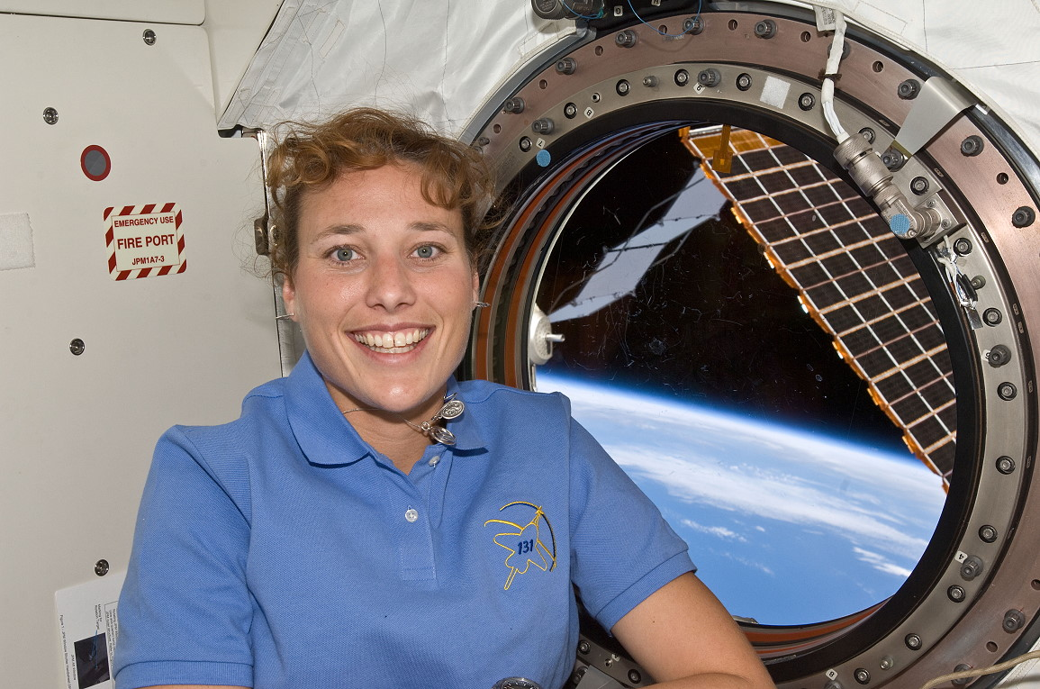 A Brief Q&A with Astronaut Dottie Metcalf-Lindenburger!
