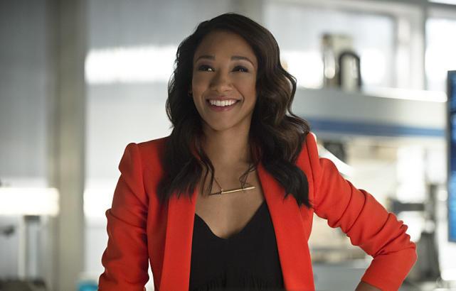 Candice Patton. Iris West. The Flash. 2015. The CW.