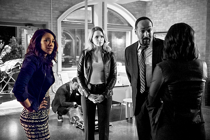 The Present (and Future) of Iris West
