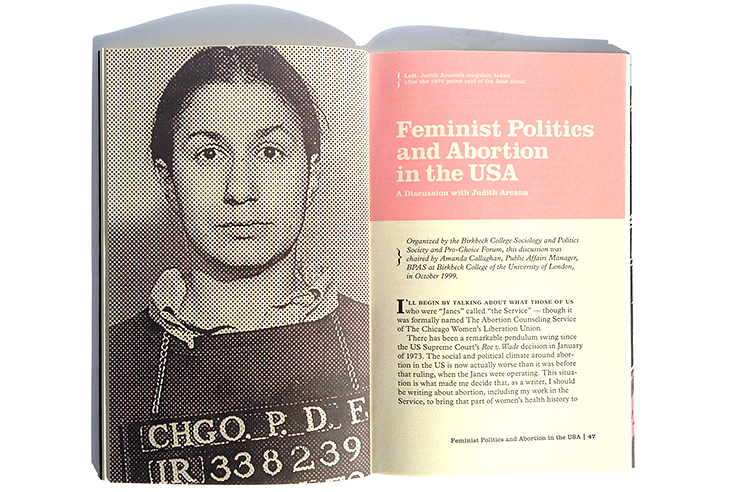 Zine Review: Jane: Documents from Chicago's Clandestine Abortion Service 1968-1973