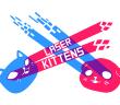 Laser Kittens Glittercats Fine Amusements 2016