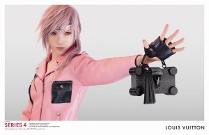 Lightning models Louis Vuitton for Spring-Summer 2016 collection, Series 4