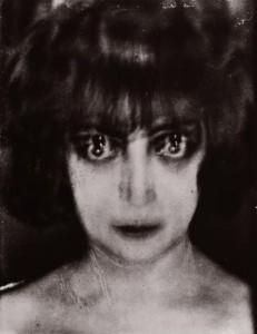 Luisa Casati by Man Ray, 1922