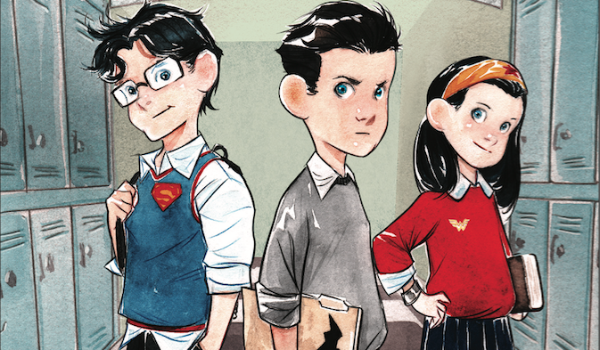 Justice 101: Secret Hero Society's Derek Fridolfs & Dustin Nguyen