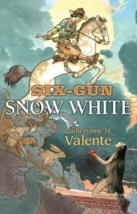 Cover of Six-Gun Snow White, published by Subterranean Press. Illustration by Charles Vess.