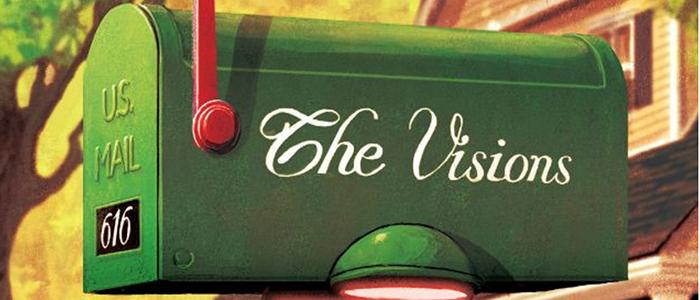 "20/20: A Look at Tom King and Gabriel Hernandez Walta's ""Vision"""