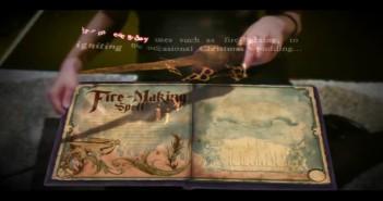 Wonderbook, J.K. Rowling, Playstation, 2012