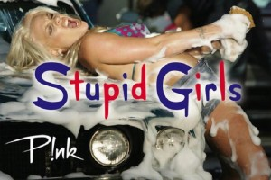 "P!nk ""Stupid Girls"" (2006)"