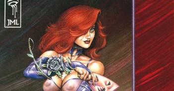 DAWN, Joseph Michael Linsner and Eva Hopkins, Tears of Dawn, for Image Comics