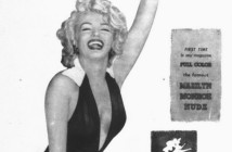 Playboy, Marilyn Monroe, 1953
