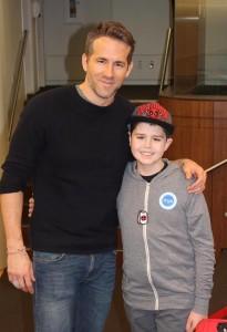 Ryan Reynolds and Connor McGrath | Source: https://www.facebook.com/VancityReynolds/photos/a.750632845080840.1073741829.642780302532762/772152119595579/?type=3