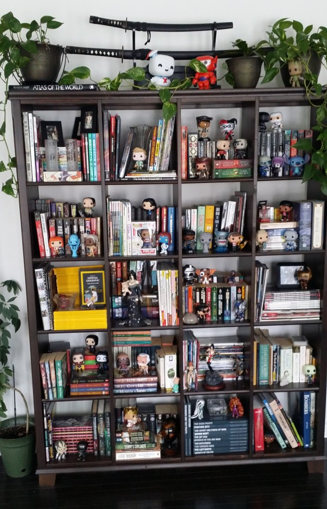 Wendy Browne's bookshelf