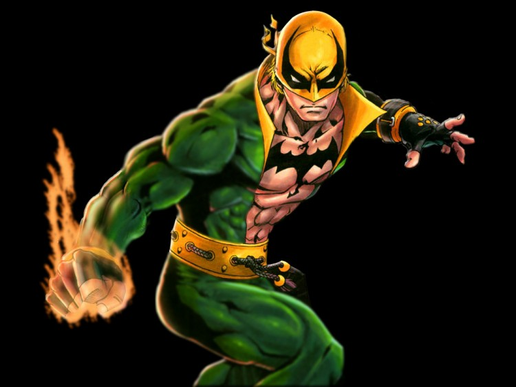Another Day, Another White Man Appropriating Asian Culture: Finn Jones Cast as Iron Fist