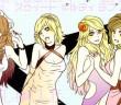 Sweet Guilty Bites, Amano Shuninta, yuri manga