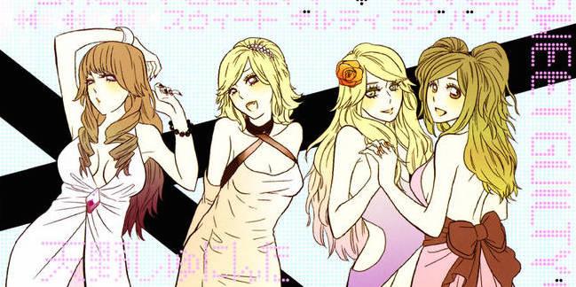Girls Loving Girls, In Comics? Yuri-n Luck! A Yuri Manga Primer