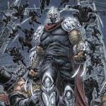 Batman/TMNT James Tynion IV, Freddie Williams, Jeremy Colwell, Tom Napolitano