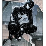 Marvel's Spider-Man BLACK,Jeremy Colwell and Matthew Clark