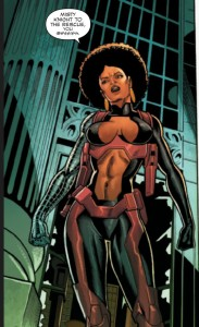 Misty Knight's Torture Holster