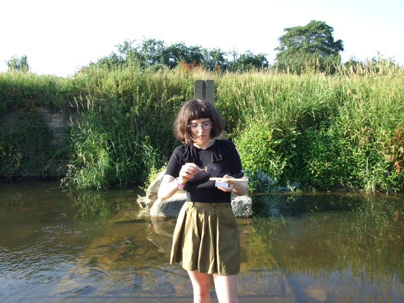 Claire Napier, fandom unbinding, 2015