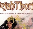 Dejah Thoris #2 Frank J. Barbiere (writer), Francesco Manna (art), NEN (cover) Dynamite Comics, March 2, 2016