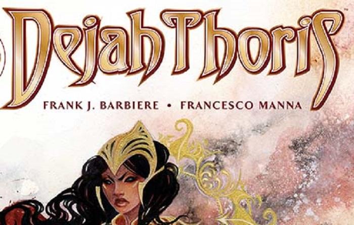 Review: Dejah Thoris #3