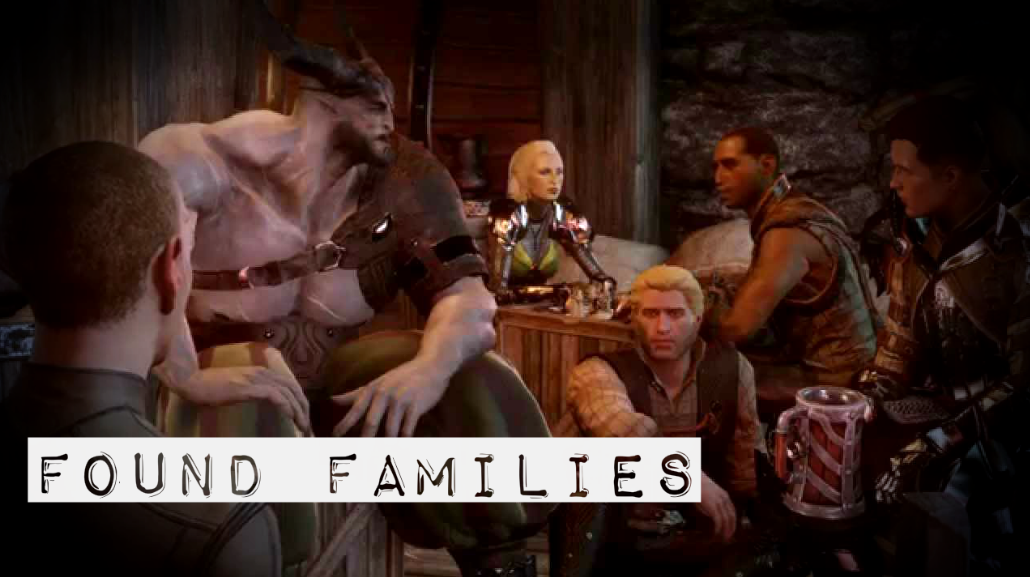 Blood of the Covenant: 3 of Gaming's Best Found Families