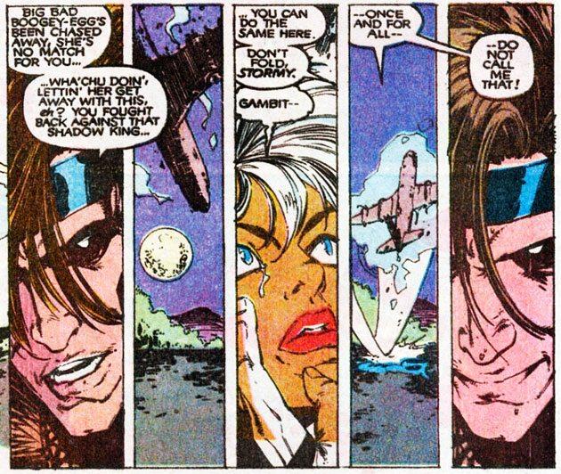 Uncanny X-Men #266