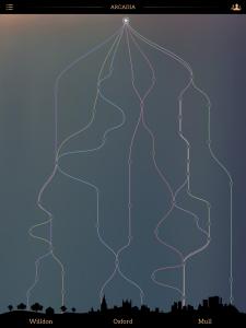 Arcadia App, Knopf, 2016