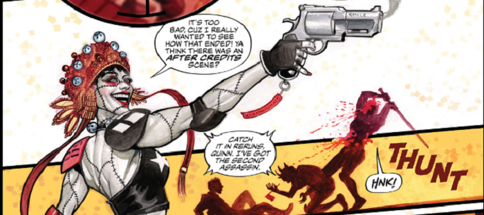 Getting Ready for the Movie: New Suicide Squad #17