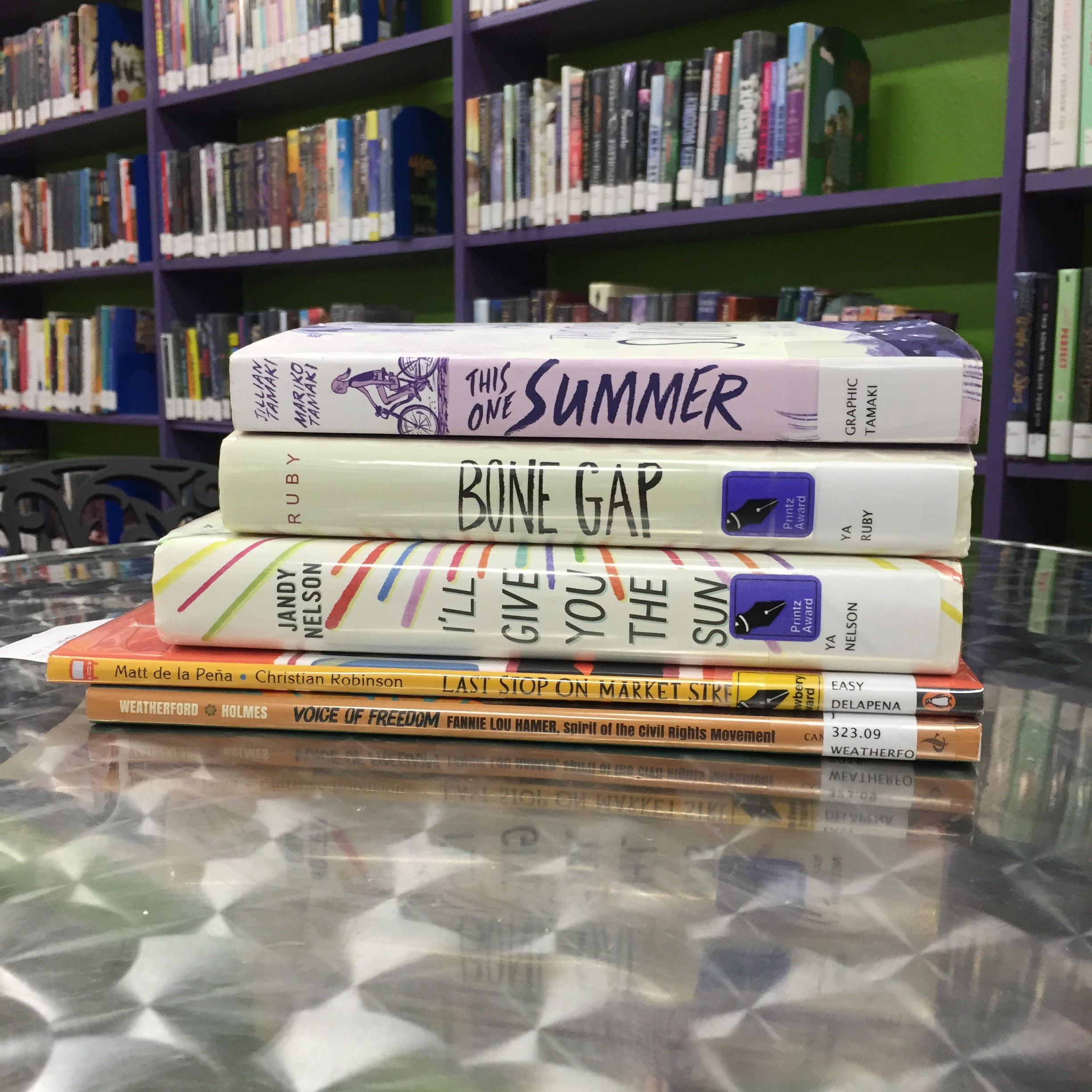 Windows and Mirrors: Youth Media Awards and Diversity in Library Collections