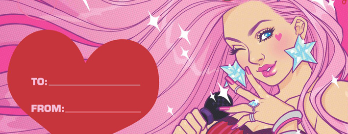 Jem and The Holograms: Valentine's Day Special – A Roundtable Review
