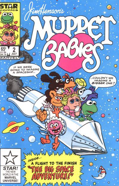 Muppet Babies Stan Kay (W) Marie Severin (A)