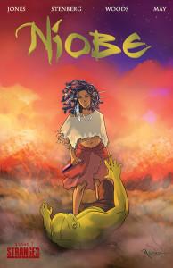 Written by Sebastian A. Jones and Amandla Stenberg. Art by Ashley A. Woods. Layouts by Darrell May. Stranger Comics. 2015.