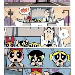 Power Puff Girls, Troy Little and Jeremy Colwell, IDW