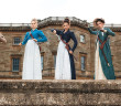 Pride and Prejudice and Zombies - Bennett sisters - Lionsgate 2016