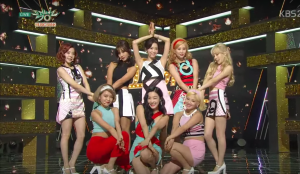 SNSD - Comeback Stage 'Lion Heart' KBS MUSIC BANK August 21 2015