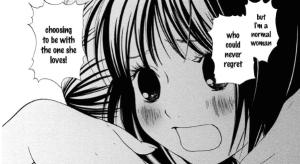 Morashima Akiko, yuri manga