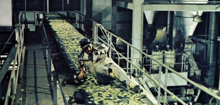 soylent green overpopulation essay