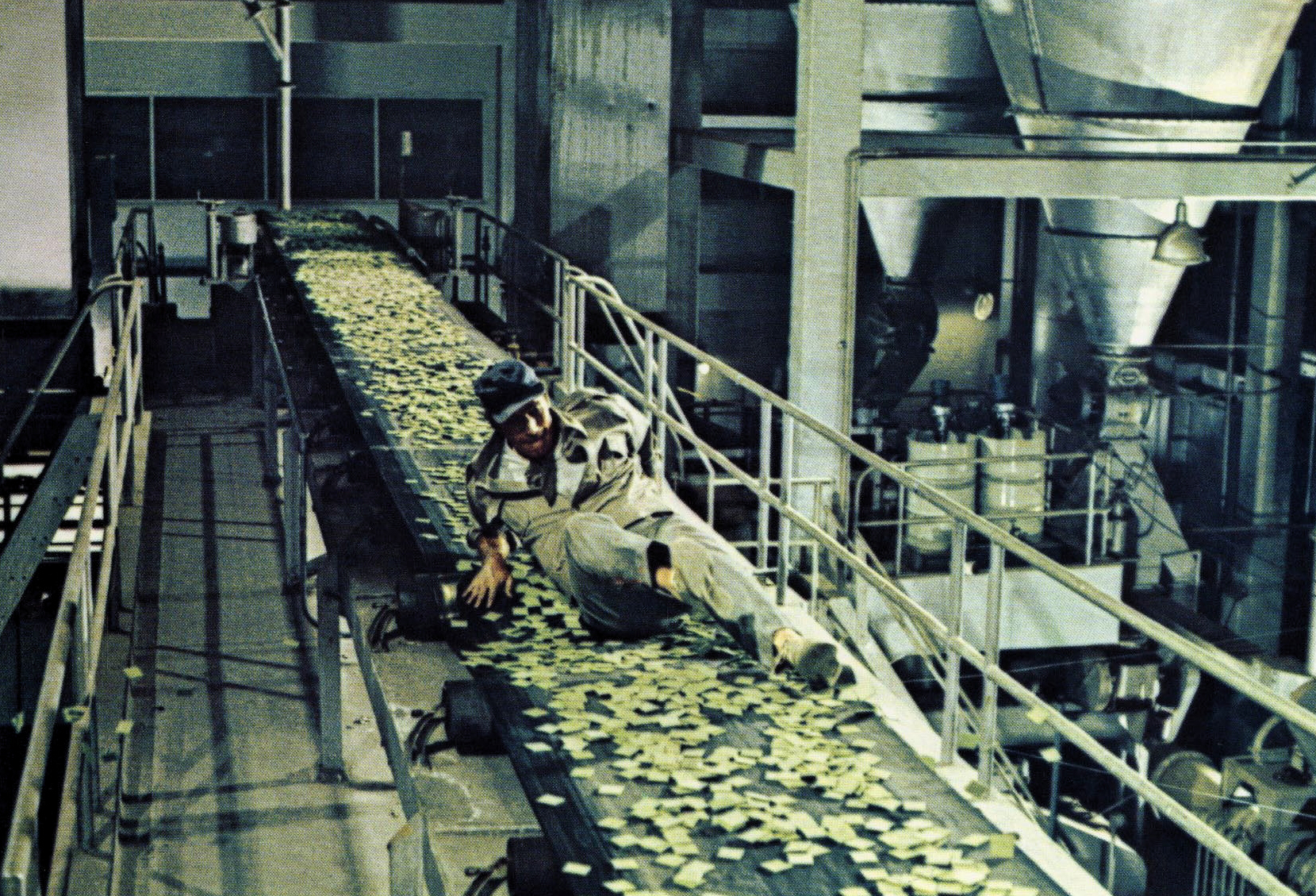 Soylent Green: On Energy Crisis, Overpopulation, and the Patriarchy
