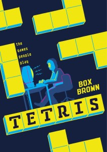 Tetris the games people play cover by cartoonist Box Brown 2016