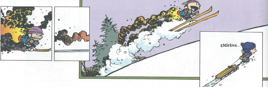 There's Treasure Everywhere, Bill Watterson, Andrews and McMeel, 1996